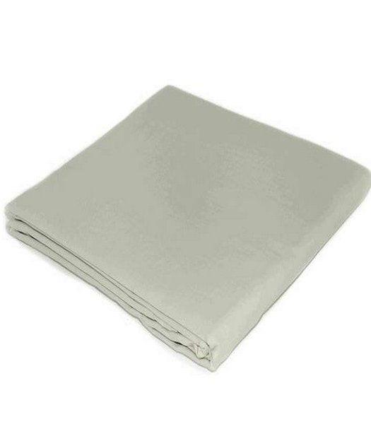 bajera algodón gris